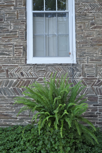Herringbone stone house 1811